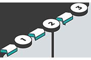 Process Icon 1 2 3